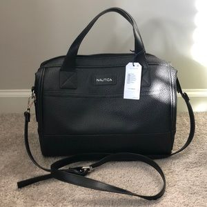 Black Nautica Purse